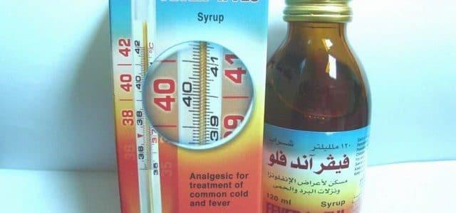 الجرعة وطريقة تناول دواء فيفر اند فلو أقراص Fever'n Flu Tablets
