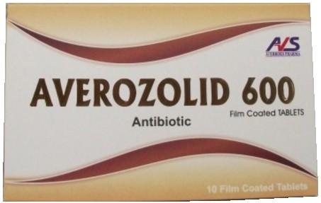 Photo of أفيروزوليد أقراص Averozolid Tablets مضاد حيوي واسع المجال
