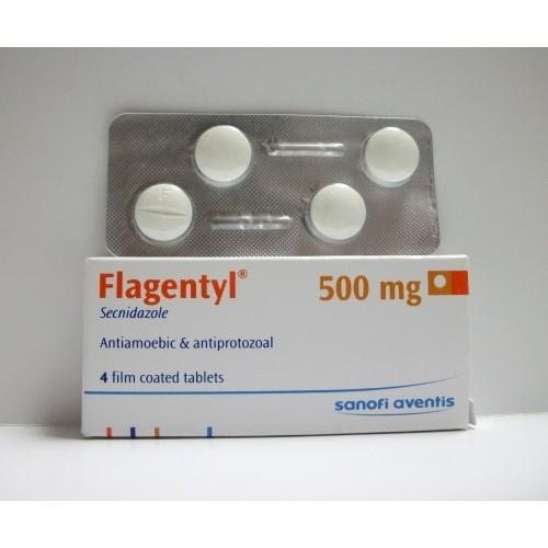 Photo of فلاجنتيل أقراص Flagentyl Tablets قاتل للطفيليات والبكتريا