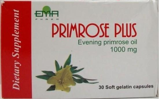 الإحتياطات والموانع لإستعمال دواء Primrose Plus كبسولات