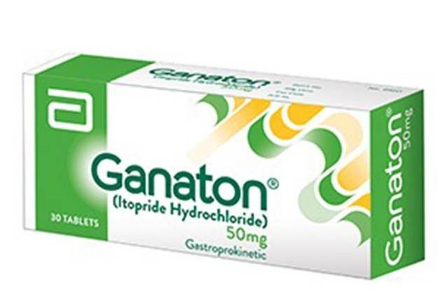 موانع استخدام دواء جاناتون أقراص Ganaton Tablets