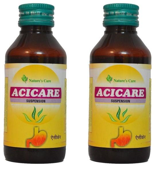 موانع استخدام دواء أسيكير أقراص لعلاج الحموضة Acicare Tablets