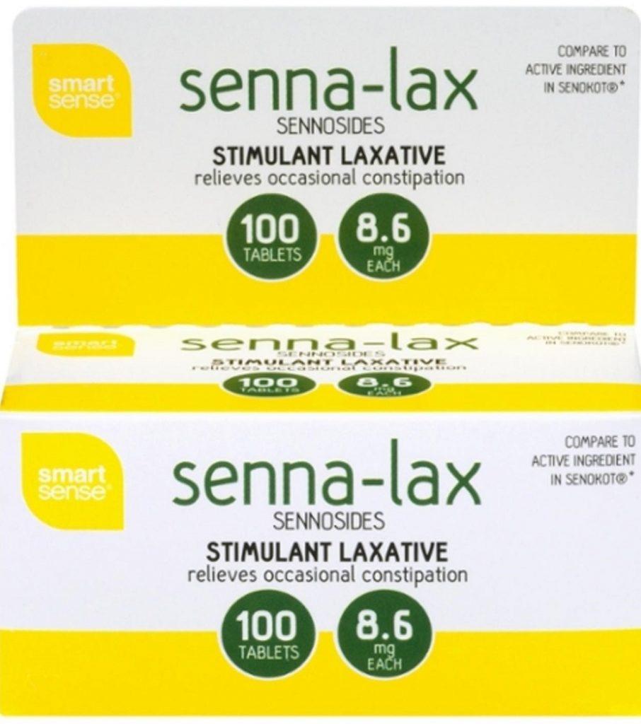 الآثار الجانبية لدواء Senna Lax Tablets