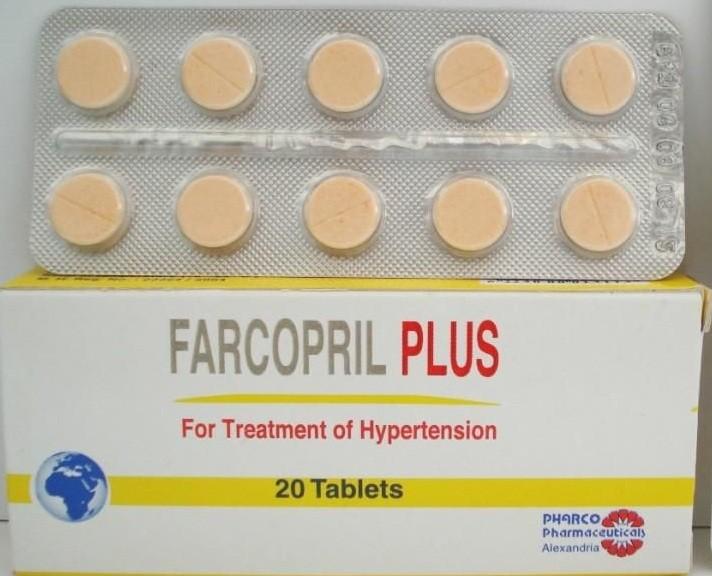 الآثار الجانبية لدواء فاركوبريل أقراص