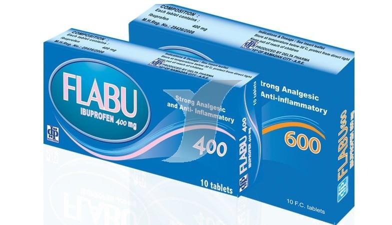 الآثار الجانبية لدواء فلابو أقراص ونقط Flabu
