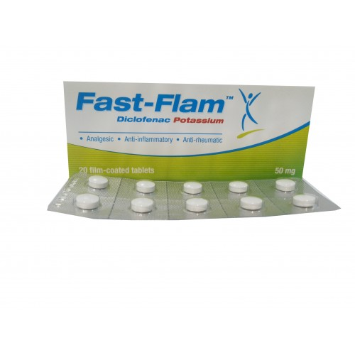 Photo of فاست فلام أقراص Fast Flam Tablets مسكن قوي
