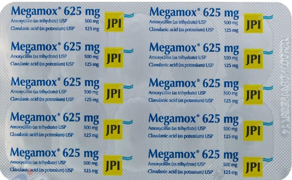 الجرعة وطريقة الاستخدام لدواء ميجاموكس أقراص Megamox Drug