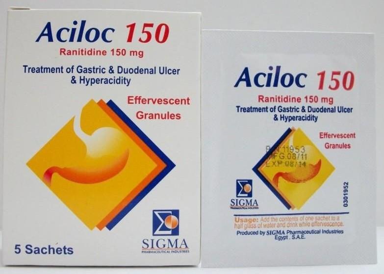 Photo of دواء أسيلوك Aciloc لعلاج الحموضة والجرعة المسموح بها