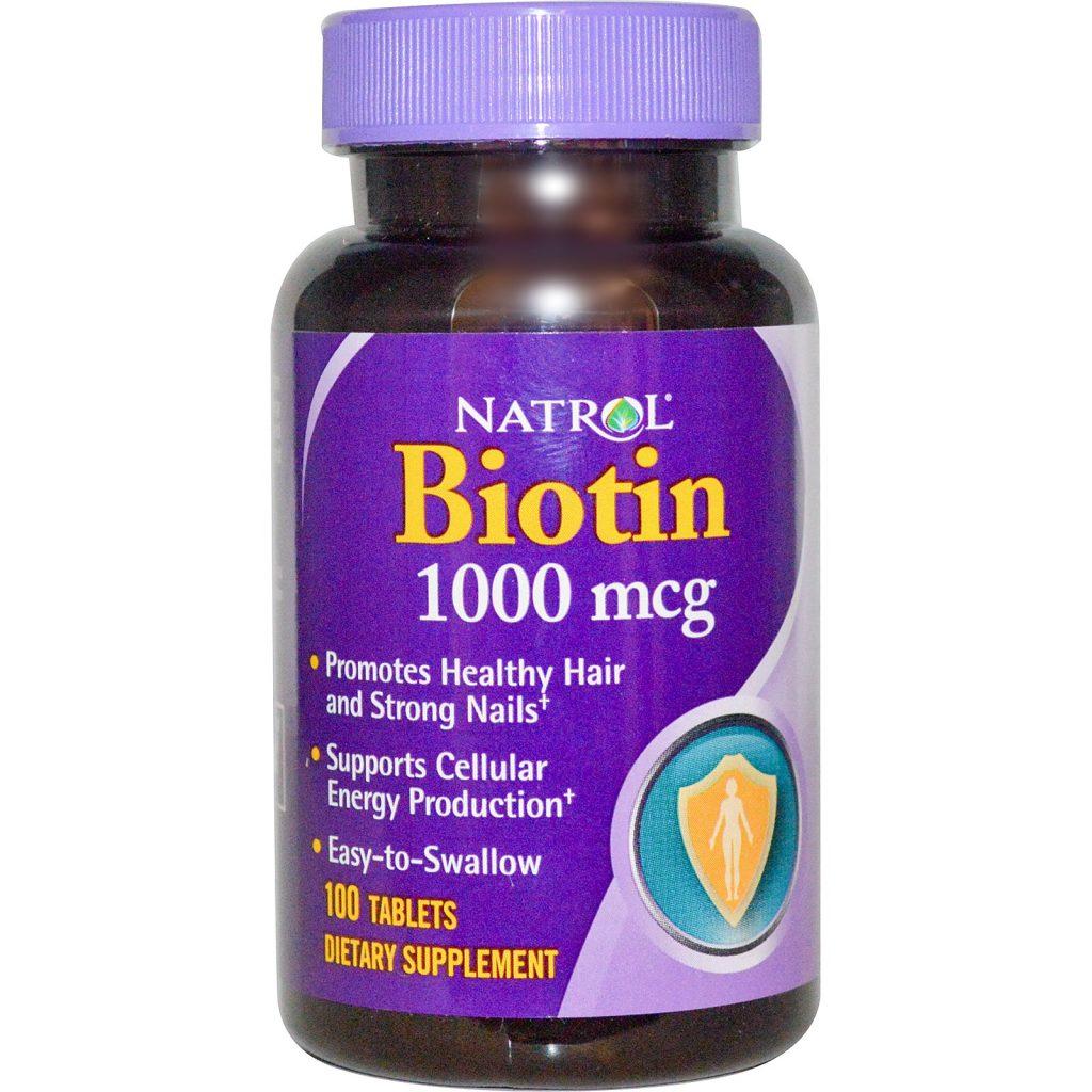 Photo of بيوتين أقراص Biotin Tablets لتطويل الشعر وزيادة نعومته