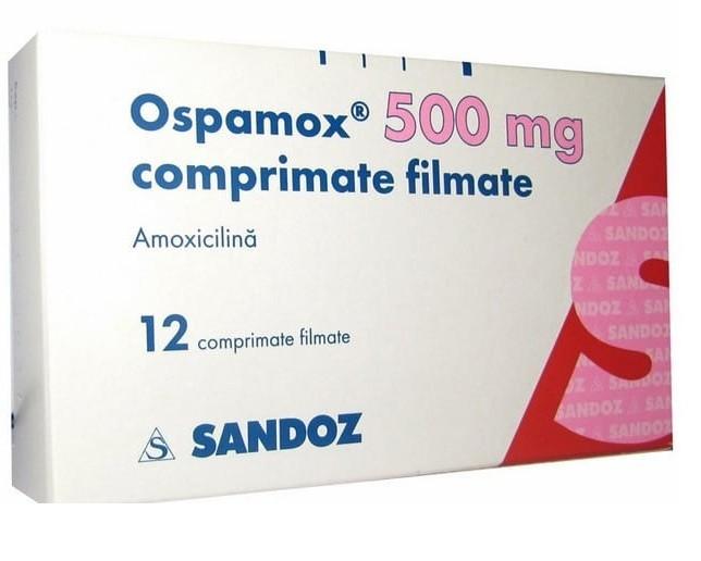 اوسباموكس Ospamox اقراص مضاد حيوي قاتل للبكتريا