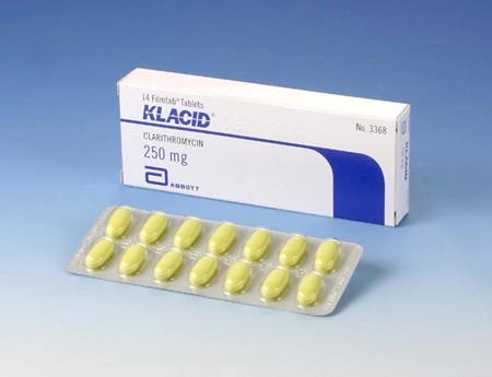 كلاسيد أقراص Klacid Tablets