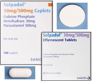 دواعي استخدام دواء Solpadol Tablets
