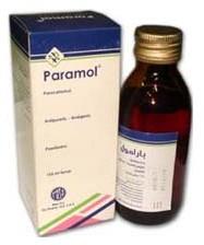 طريقة الاستعمال لدواء بارامول أقراص شراب والجرعة المناسبة