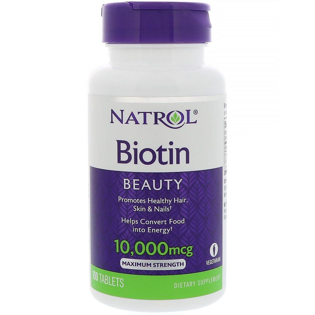 الآثار الجانبية لدواء بيوتين أقراص Biotin Tablets