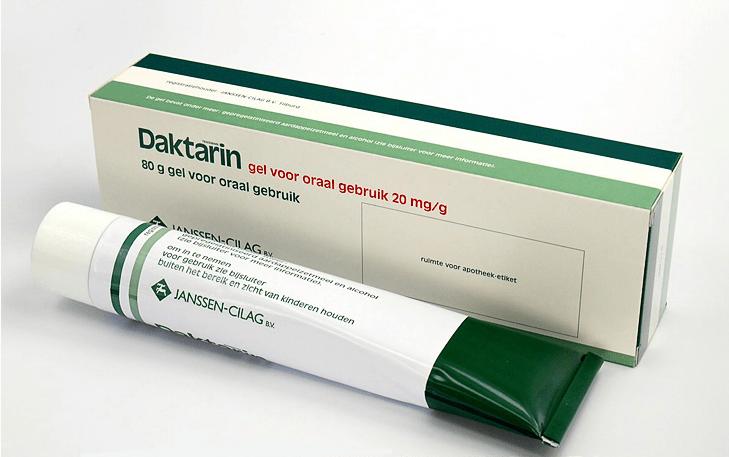 Photo of دكتارين جل Daktarin Oral Gel مضاد حيوي لعلاج فطريات الفم واللسان