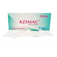ازيماك أقراص Azimac Tablets