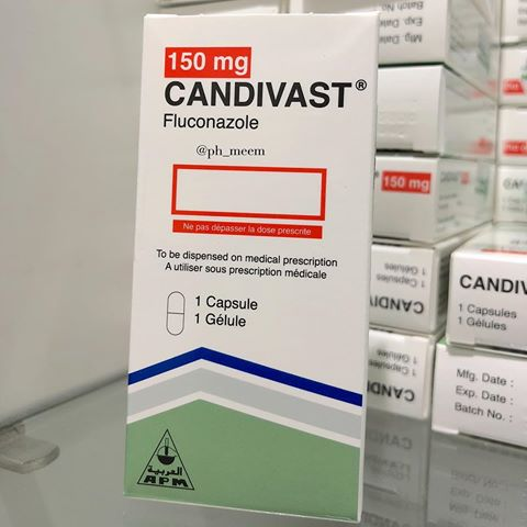دواعي الاستعمال لدواء كانديفاست كبسولات Candivast