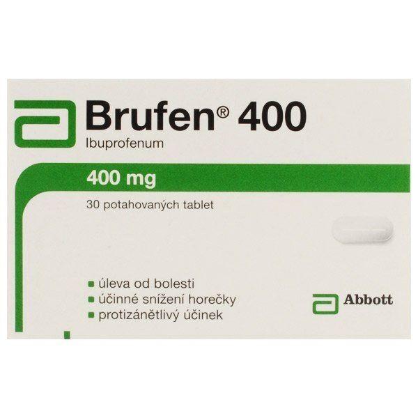 الجرعة وطريقة الاستخدام لدواء بروفين أقراص brufen Tablets