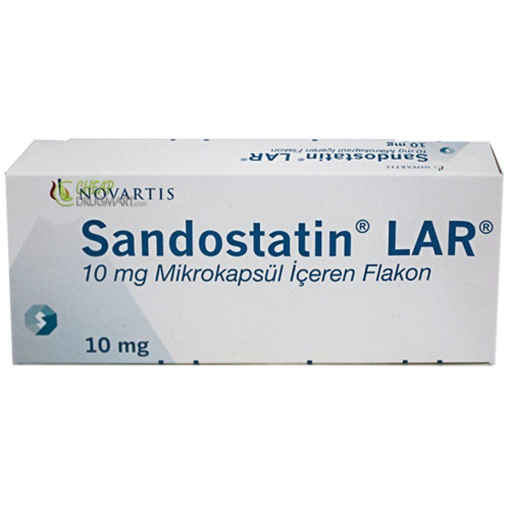 الآثار الجانبية لدواء ساندوستاتين حقن Sandostatin Injection