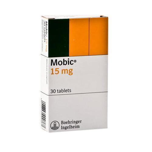 دواعي استعمال دواء موبيك أقراص أمبولات Mobic Tablets