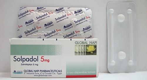 سعرسولبادول أقراصSolpadol Tablets
