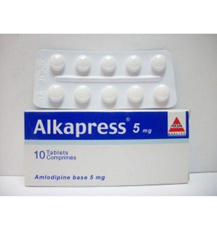 Photo of الكابرس أقراص Alkapress Tablets لعلاج ارتفاع ضغط الدم