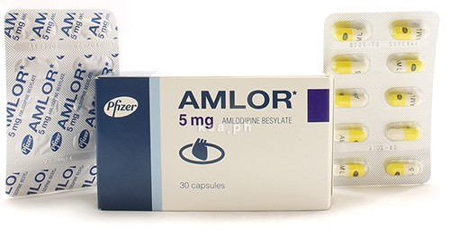 Photo of أملور كبسولاتAmlor Capsules لعلاج ارتفاع الضغط والذبحة الصدرية