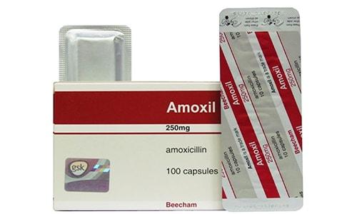 أموكسيل كبسولاتAmoxil Capsules