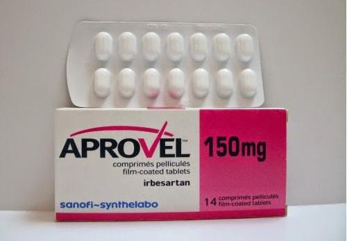 آبروفيل أقراص Aprovel Tablets