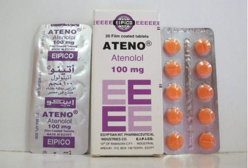 أتينو أقراصAteno Tablets
