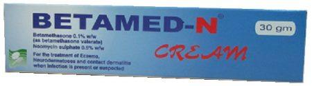 بيتاميد كريمBetamed Cream