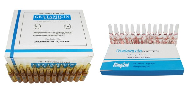 Photo of دواء جنتاميسين امبولات  Gentamicin Ampules مضاد حيوى تعرف على الجرعه والأستعمال