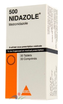 نيدازول أقراصNidazole Tablets