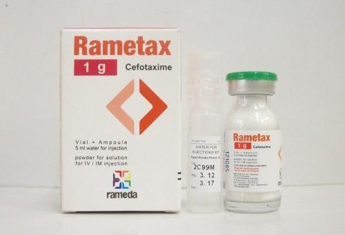 راميتاكس أمبولات Rametax Ampoules