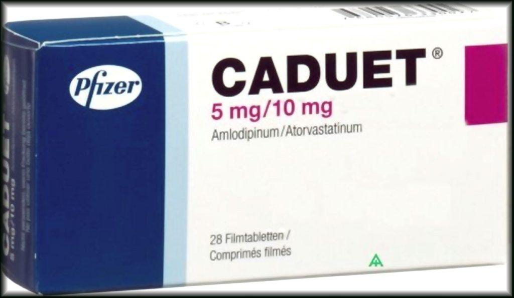 كادويت أقراص Caduet Tablets