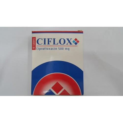 Ciflox Tablets
