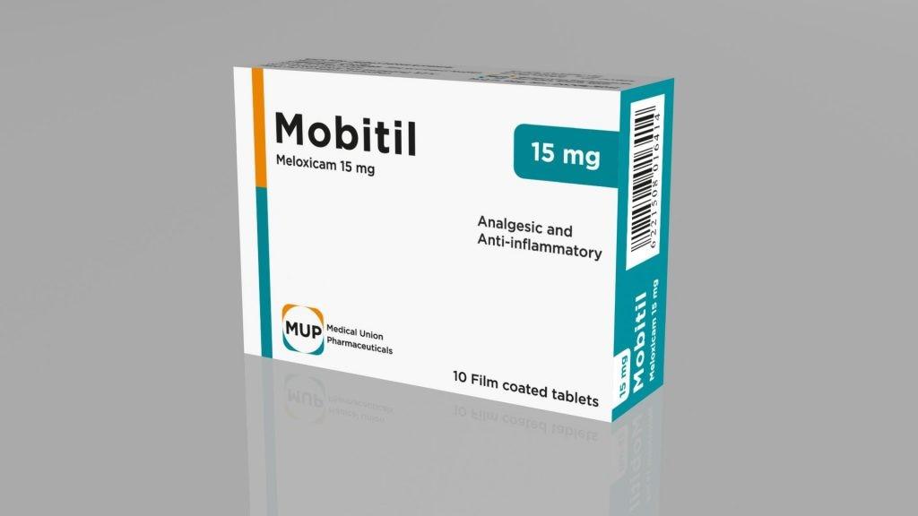 موبيتيل أقراص Mobitil Tablets