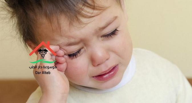اعراض التيفود عند الاطفال وطرق علاجه