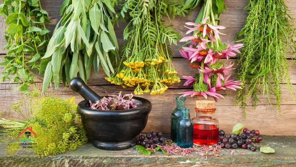 علاج البهاق بالاعشاب
