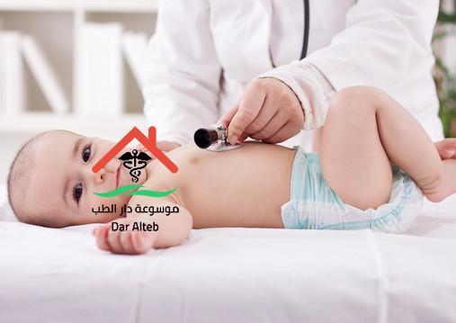 علاج التنفس السريع عند الاطفال