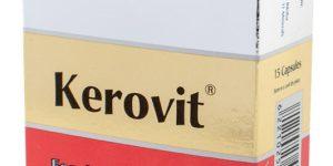 كيروفيت أقراص Kerovit مجدد للذكراه والحيوية والنشاط