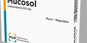 ميوكوسول MUCOSOL شراب وكبسول لعلاج الجهاز التنفسي