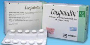 دواء دوسباتالين duspataline لعلاج القولون العصبي والآثار الجانبية