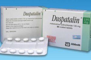 دواء دوسباتالين duspatalin لعلاج القولون العصبي والآثار الجانبية