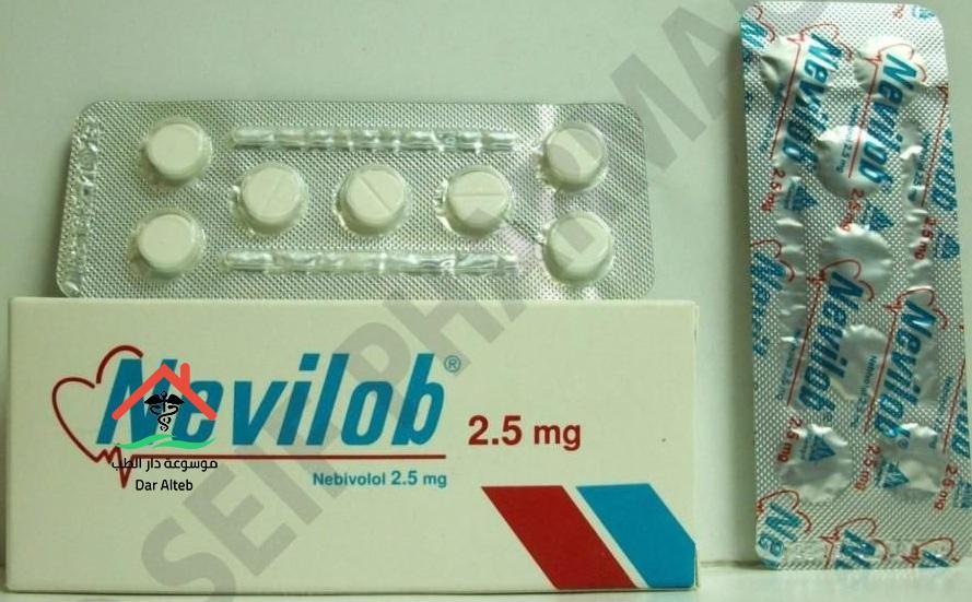 الآثار الجانبية لدواء نيفيلوب أقراص