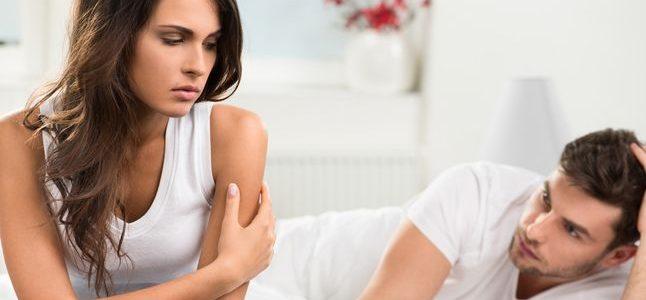 نزول الدم بعد العلاقة الزوجية