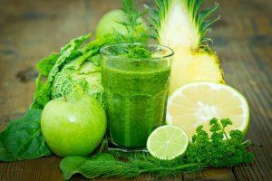 التخلص من الماء الزائد في الجسم بالاعشاب