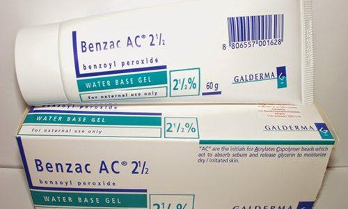 بنزويل بيروكسيد جل Benzoyl Peroxide Gel