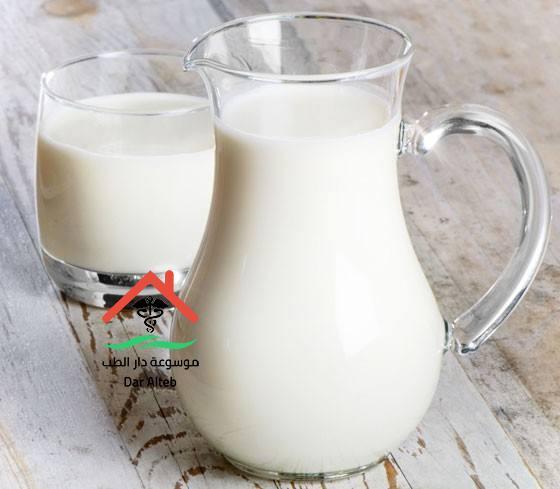 فوائد الحليب للعظام