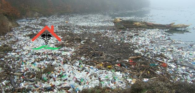 أضرار النفايات